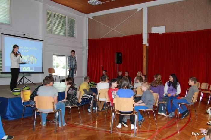 Evropski dan jezikov 2014
