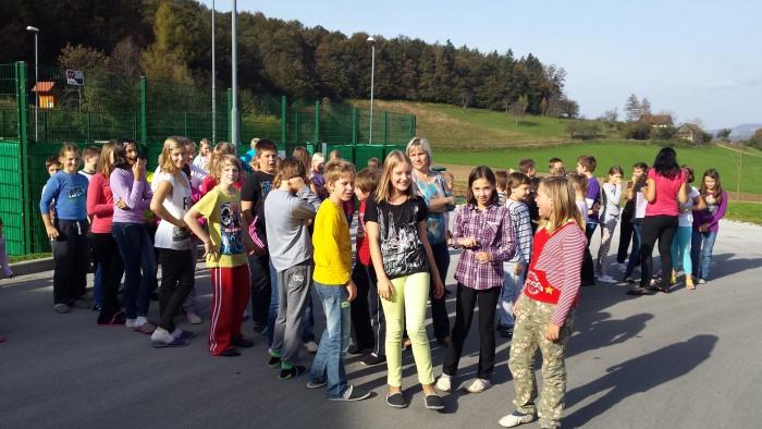 Evakuacija 2014